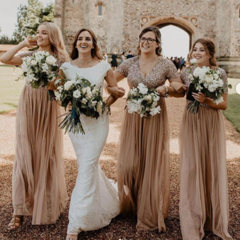 Your Guide to Bridesmaid Styling